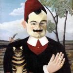 Portrait de Monsieur X, Pierre Loti (1906)
