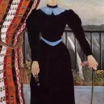 Portrait de femme (c. 1895)