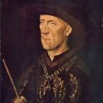 Portrait of Baudouin de Lannoy (c. 1435)