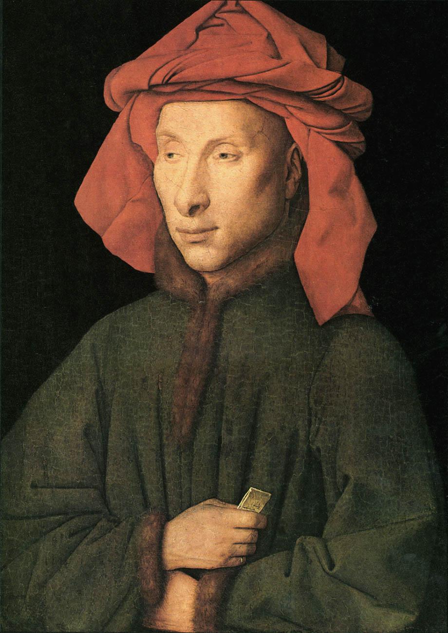 Portrait of Giovanni Arnolfini (c. 1435)