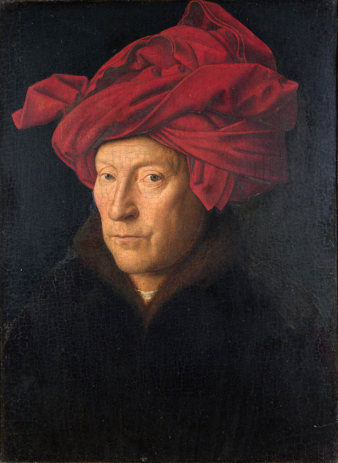 Portrait of a Man (1433)