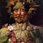 Rodolfo II in veste di Vertunno (c. 1590)