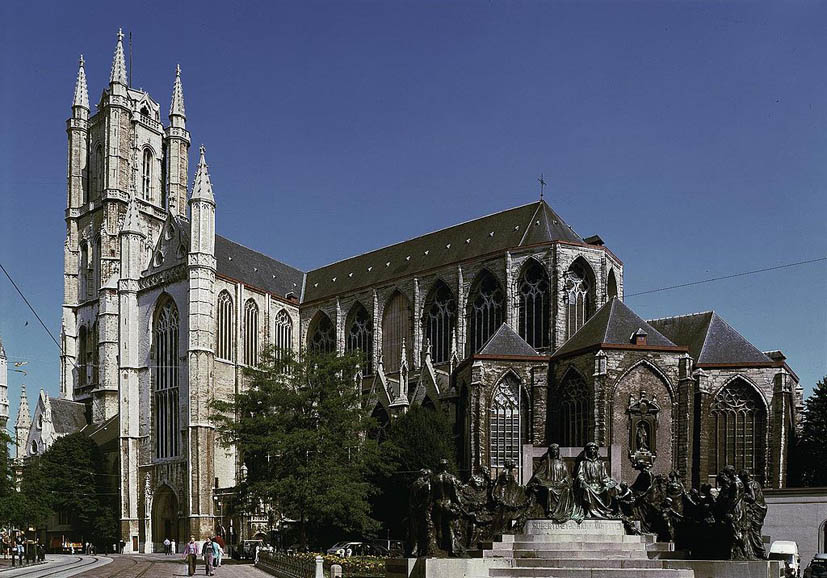 Saint Bavo Cathedral (Ghent)