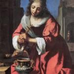Saint Praxedis (1655)