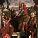 Santi Cristoforo, Girolamo e Ludovico di Tolosa (1513)
