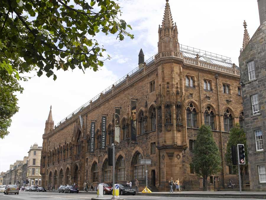 Scottish National Portrait Gallery (Edinburgh)