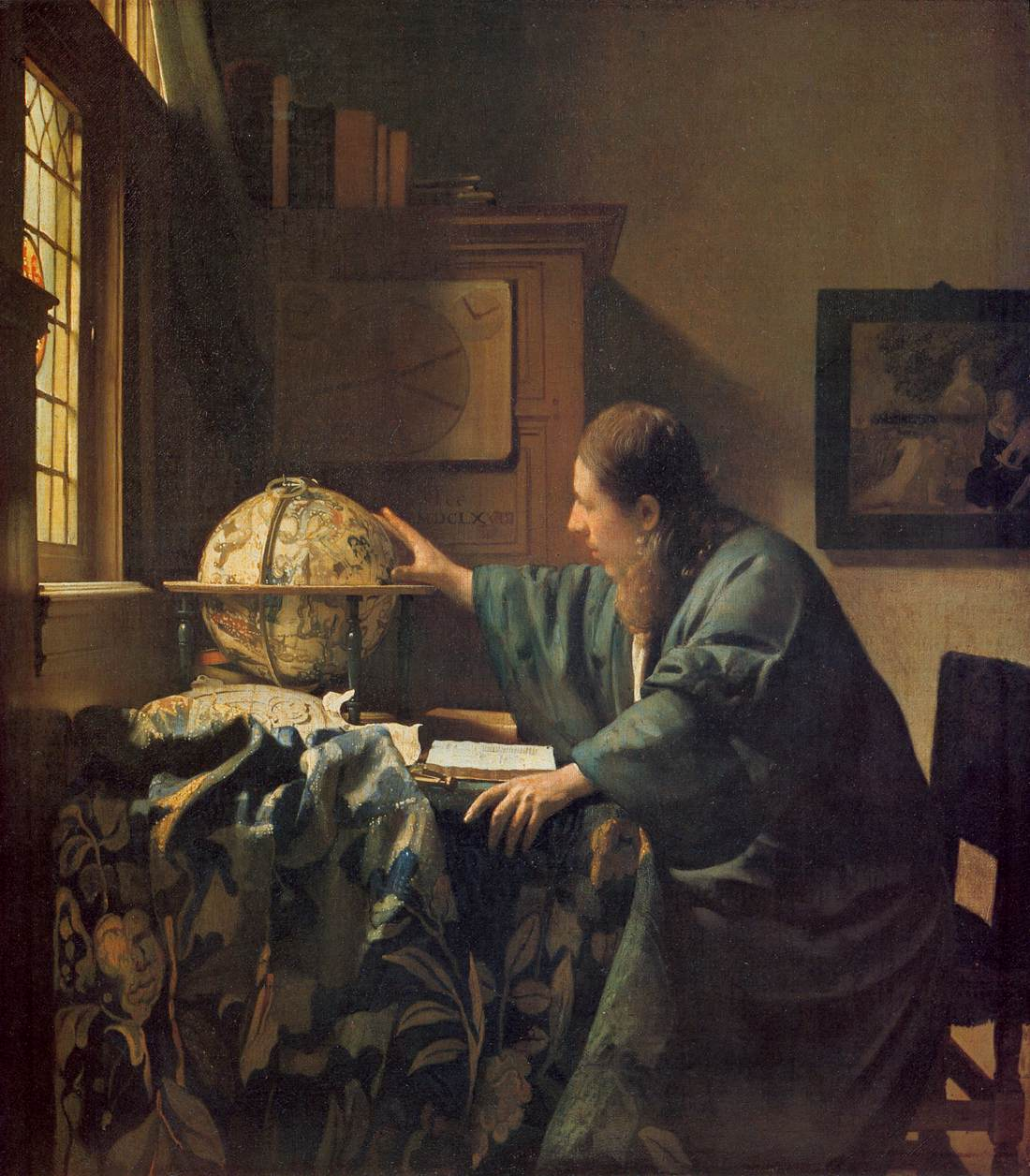 The Astronomer (1668)