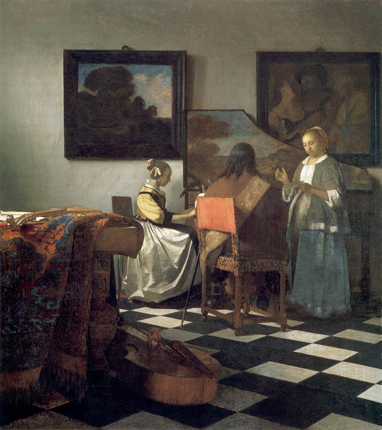 The Concert (c. 1665)