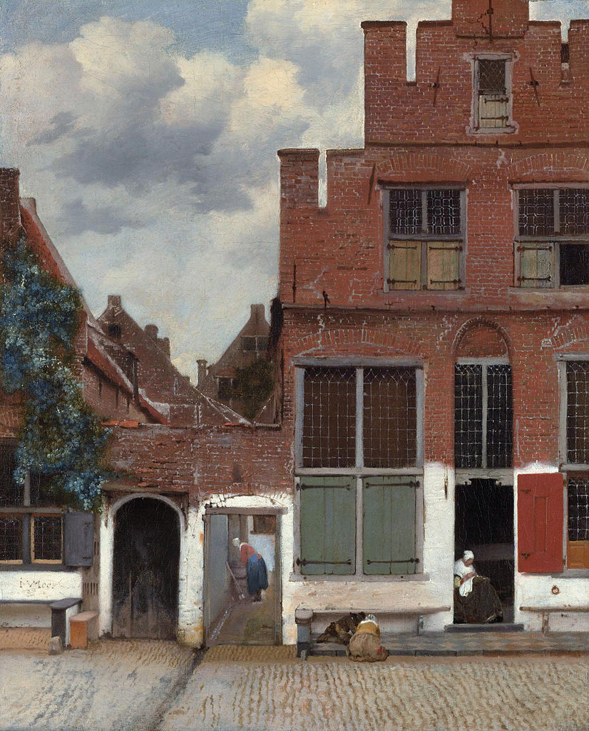 The Little Street (1658)
