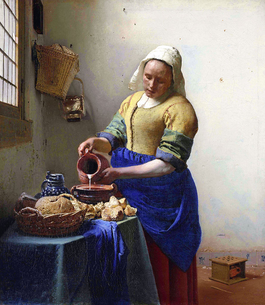 The Milkmaid (1660)