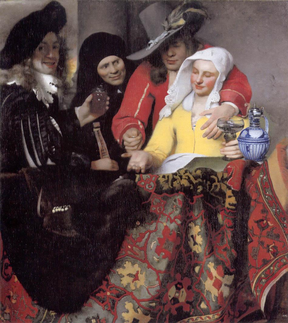 The Procuress (1656)