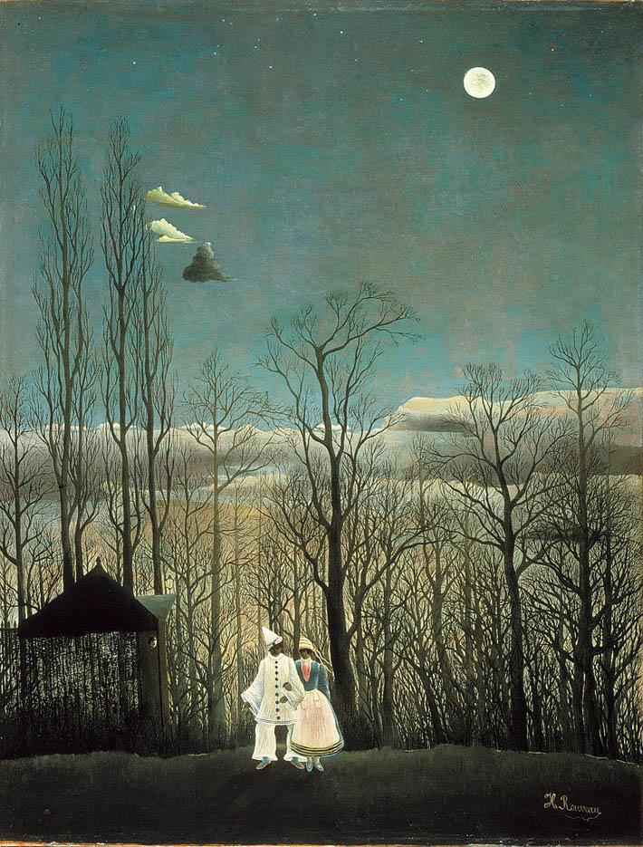 Une soirée au carnaval (1886)