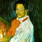 Yo Picasso (Self-Portrait, Zervos XXI, 192)