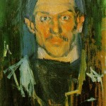 Yo (Self-Portrait, Zervos I, 113)
