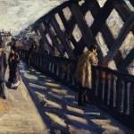 Étude pour Le Pont de l'Europe (1876)