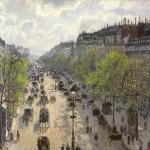 Boulevard Montmartre, printemps (1897)