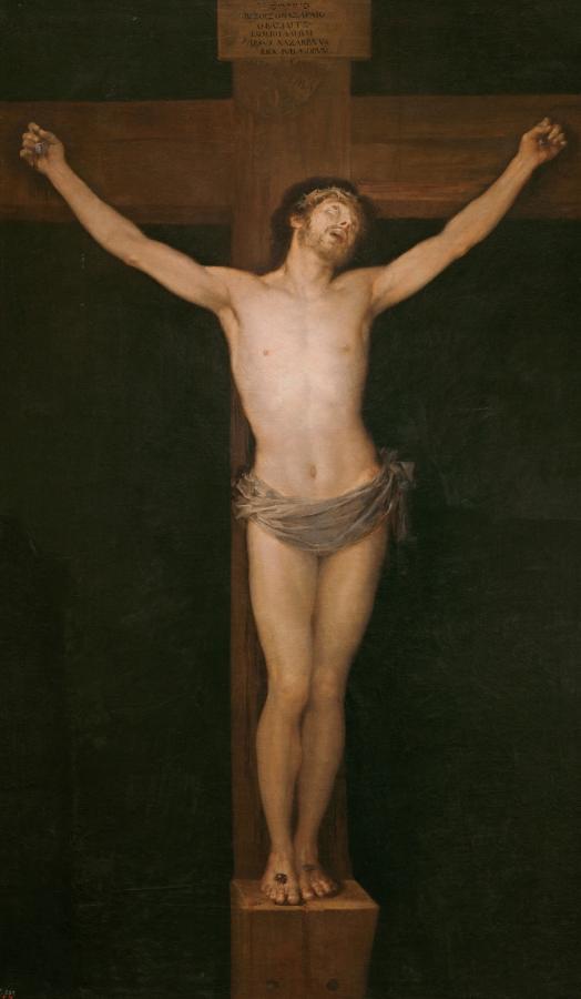 Cristo crucificado (1780)