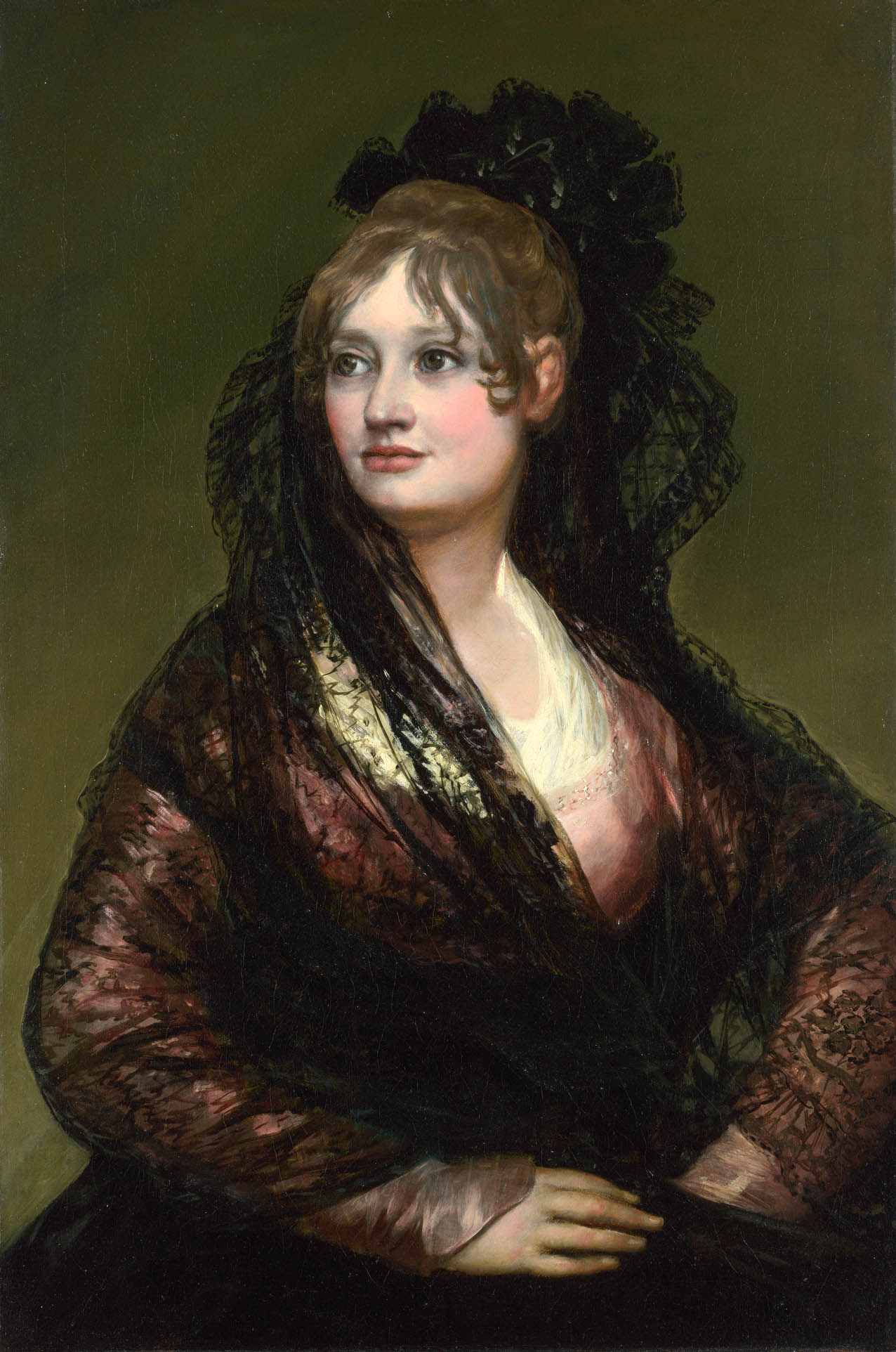 Doña Isabel de Porcel (before 1805)