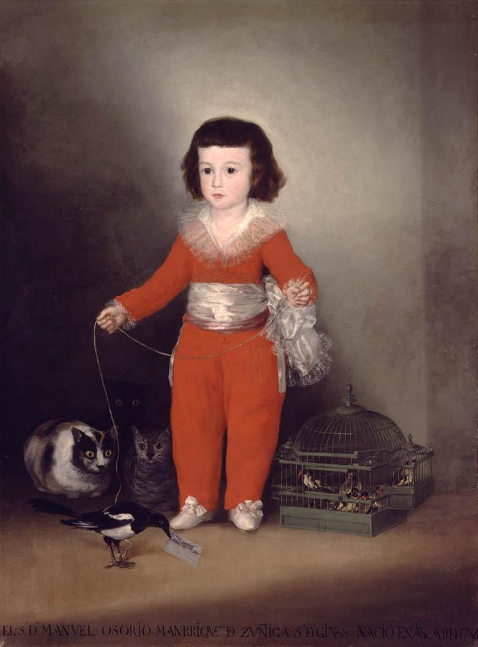 Don Manuel Osorio Manrique de Zúñiga (c. 1787)