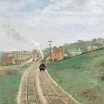 La Gare de Lordship Lane, Dulwich (1871)