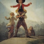 Las gigantillas (1791-1792)