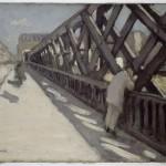 Le Pont de l'Europe, esquisse (1876)