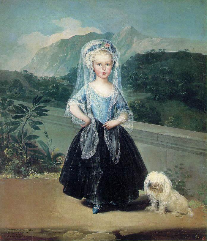 María Teresa de Borbón y Vallabriga (1783)