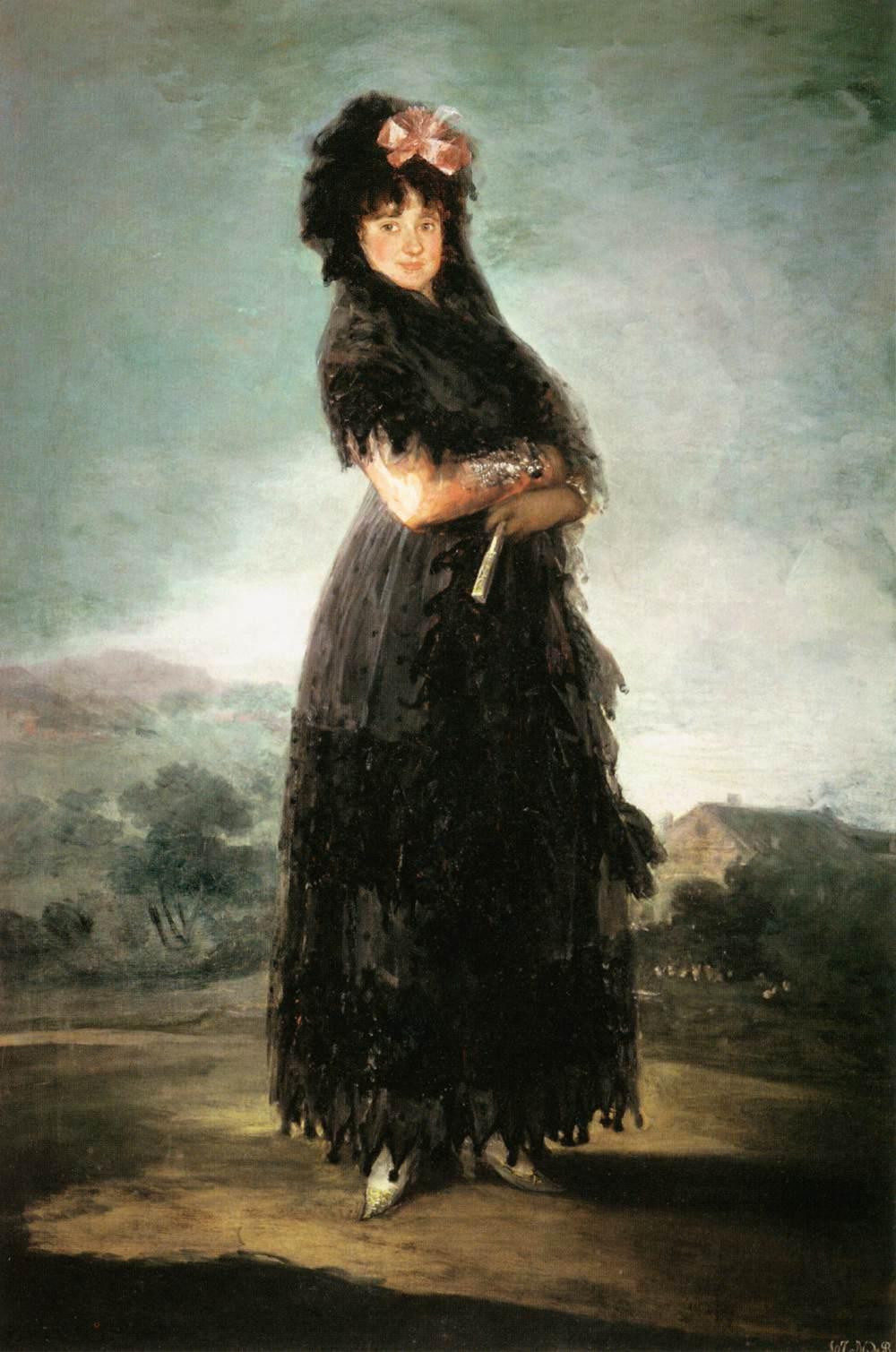 Mariana Waldstein, IX Marquesa de Santa Cruz