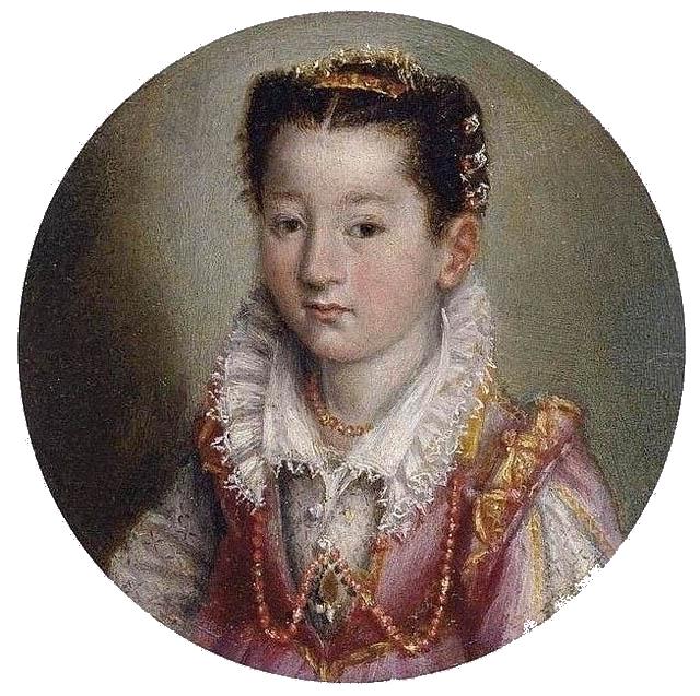 Ritratto di ragazza (1580-1583)