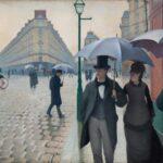 Rue de Paris, temps de pluie (1877)