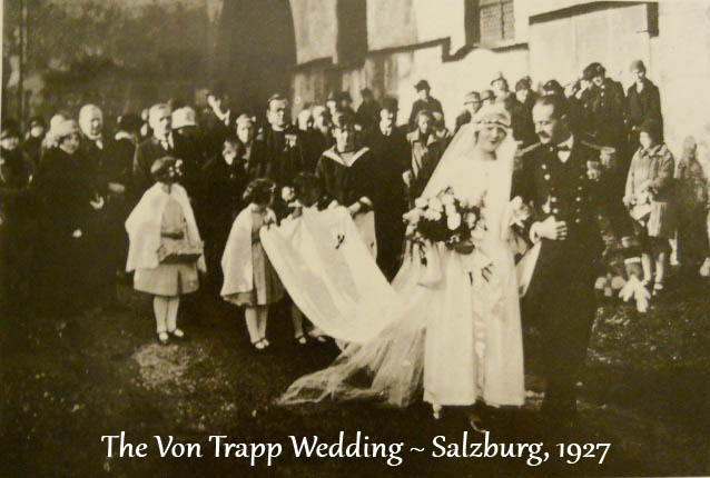 The Von Trapp Wedding (1927)
