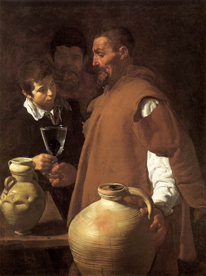 El aguador de Sevilla (c. 1623)