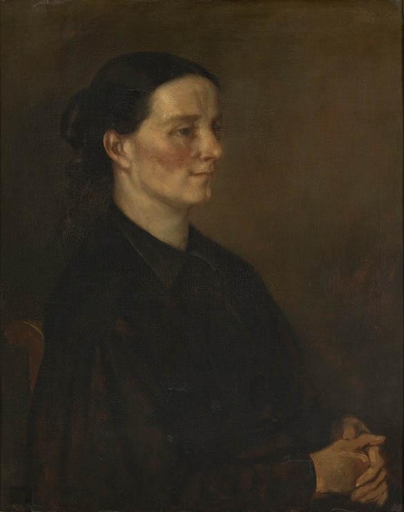 Juliette Courbet (1873-1874)