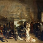 L'Atelier du peintre. Allégorie (1854-1855)