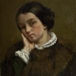 Portrait de Zélie Courbet (1847)