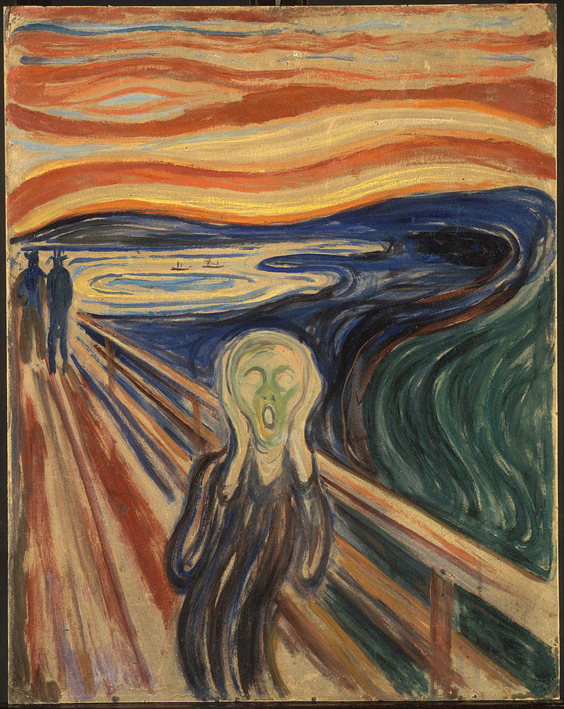 The Scream of Nature (1910)
