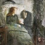The Sick Child (1885-1886)