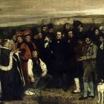 Un enterrement à Ornans (1849-1850)