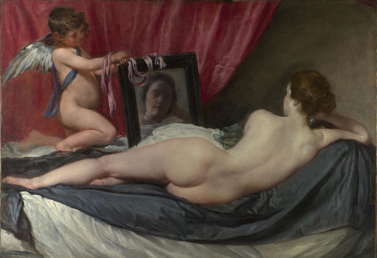 Venus del Espejo (1647-1651)