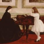 At the Piano (1858-1859)