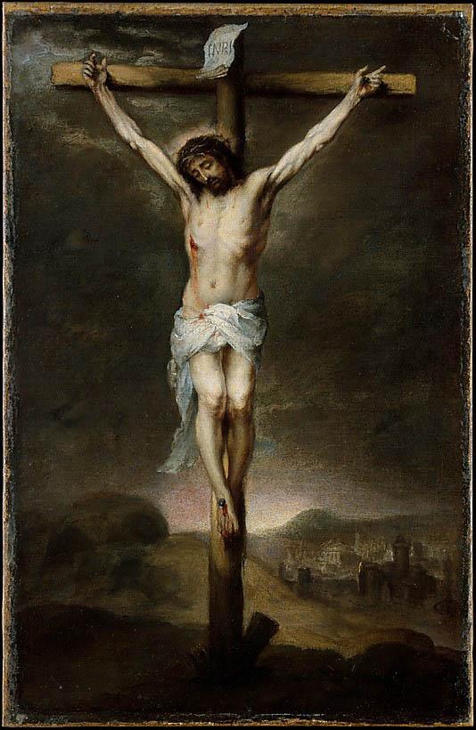 Crucifixión (c. 1675)
