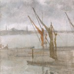 Grey and Silver, Chelsea Wharf (1864-1868)