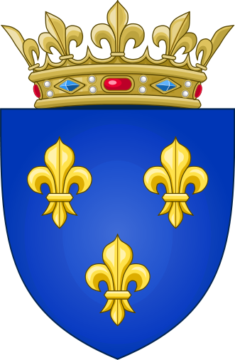Arms of the Kingdom of France