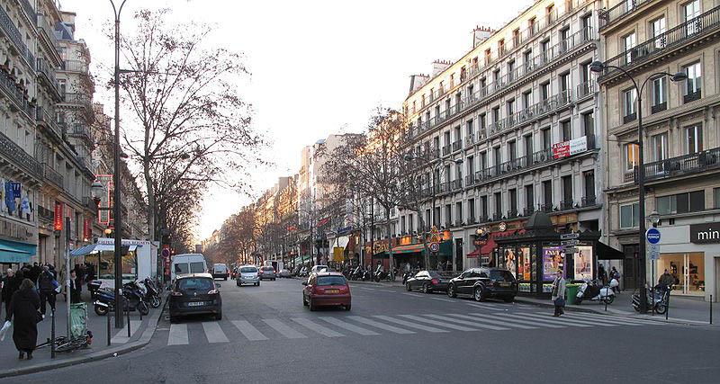 Boulevard Montmartre (Paris)