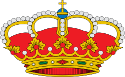Corona real española