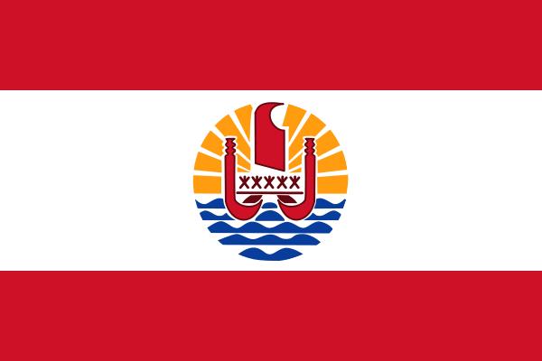 French Polynesia (flaf)
