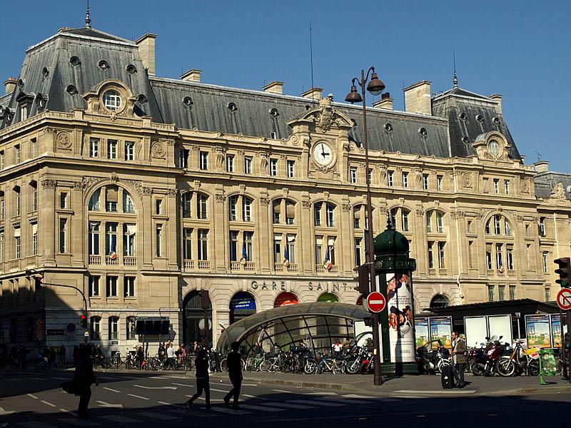 Gare Saint-Lazare (Paris)