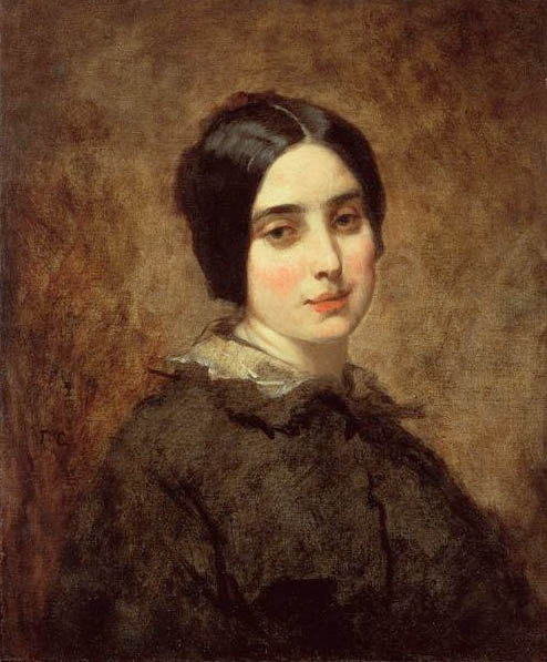 Zélie Courbet by Thomas Couture