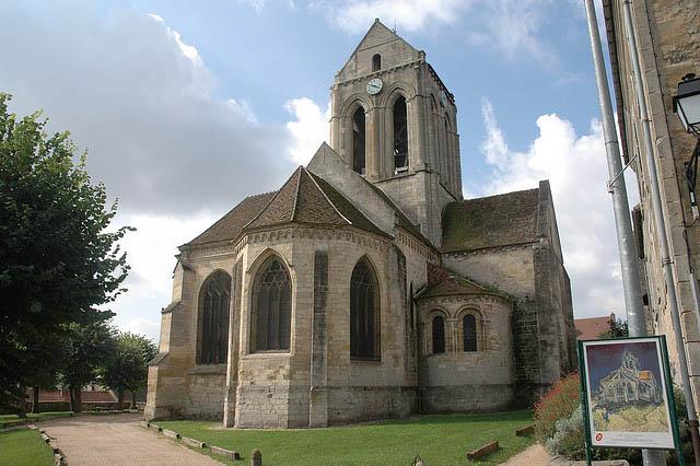 Notre-Dame de lAssomption (Auvers-sur-Oise)