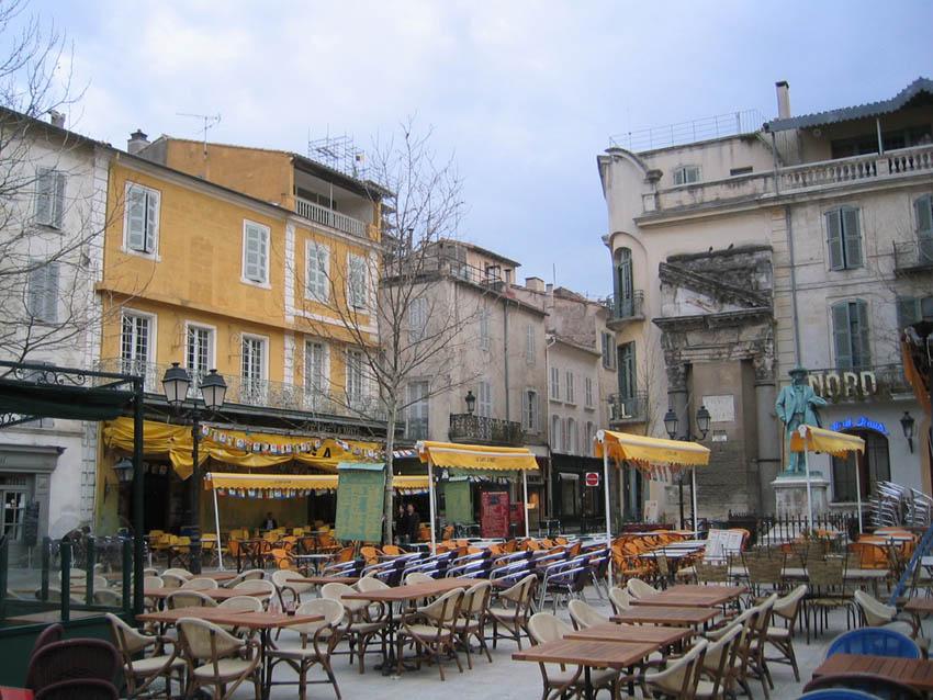 Place du Forum (Arles)